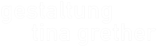 Logo | Grafikdesign & Kreativ-Workshops | Gestaltung Tina Grether | Winterthur